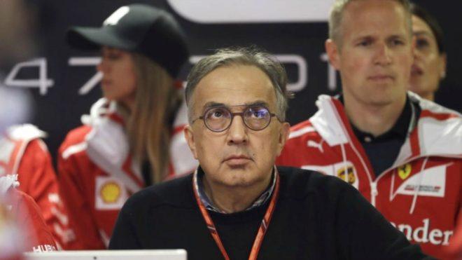 Marchionne, hoy en Monza.