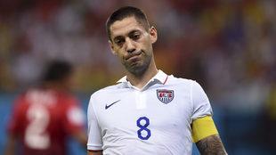 Clint Dempsey es el pilar de los estadounidense.