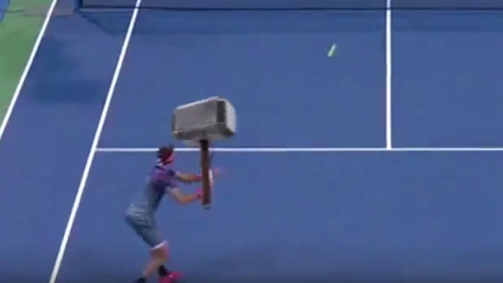US Open: Federer rebautiza a Del Potro como \