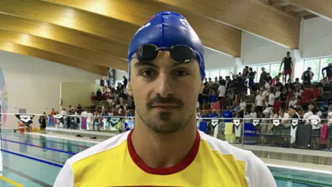 Eduardo Blasco sumó dos bronces en el Europeo.
