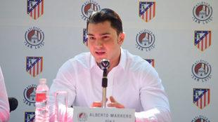 Alberto Marrero habla del partido de la Selección Mexicana.