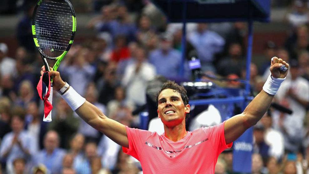 Nadal, tras pasar a semifinales del US Open