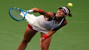 Garbiñe Muguruza Ranking WTA