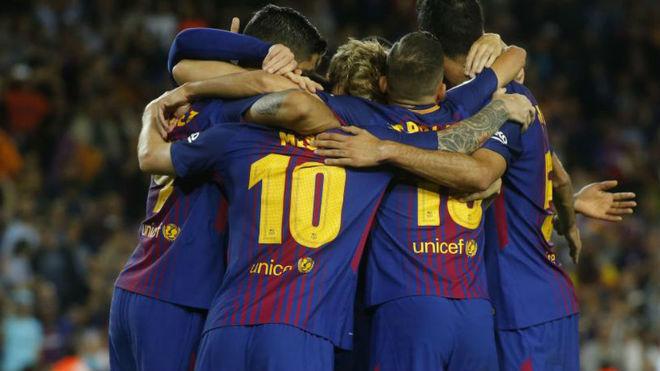 FC Barcelona: El Barça saca cuatro puntos al Madrid, 17 meses ...