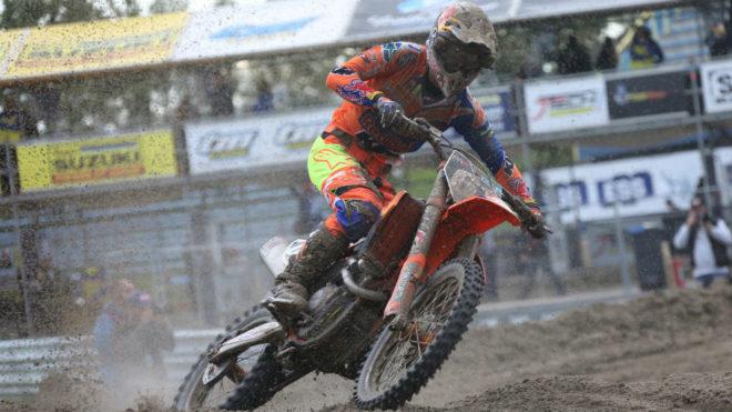 Jorge Prado, en la prueba de Assen.