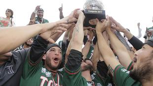 Los Toros de Tijuana conquistan la Serie del Rey