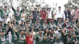 La imagen de los campeones