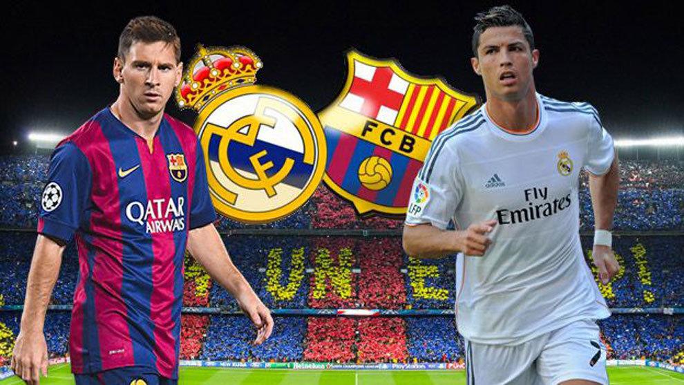 El primer Madrid-Barça de Liga se jugará el 23 de diciembre a las 13 00  horas fb8c84fef37