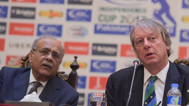 Pakistan hopes World XI series will herald return of international