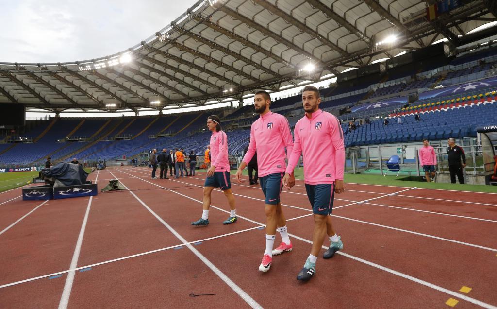ropa Atlético de Madrid deportivas