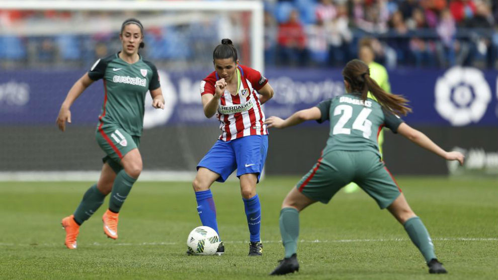 Resultado de imagen de atletico madrid athletic femenino