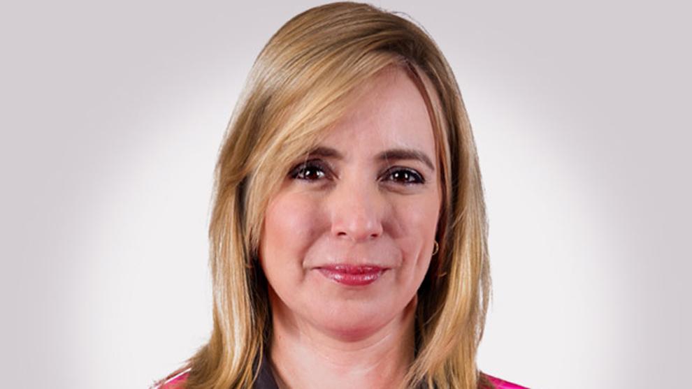 Luisa Fernanda Rios, gerente general del equipo Manzana Postobón Team
