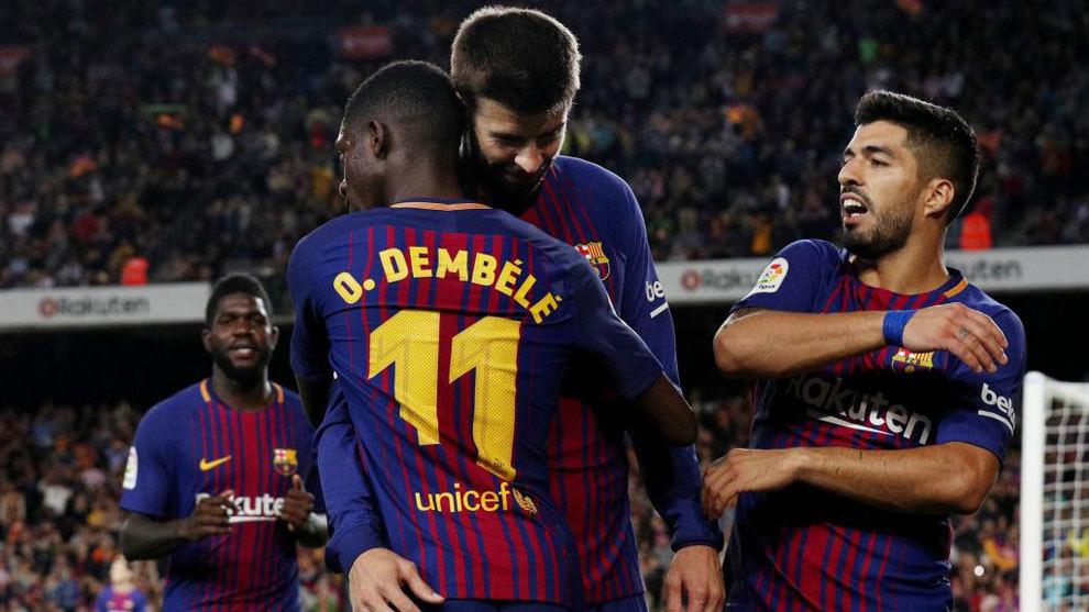 auténtico últimos diseños diversificados valor fabuloso FC Barcelona: Alineaciones confirmadas del Barça y la ...