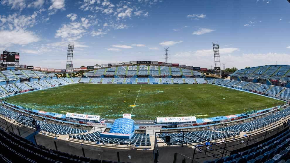 Coliseum Alfonso Pérez, estadio del Getafe CF.
