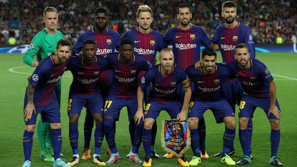 Barcelona ratings vs Juventus: Iniesta back to his best ...
