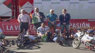 Víctor Sarabia; Director General Limpieza y Residuos Ayto Madrid;...