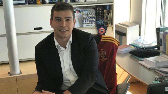Emilio García Silvero, en una foto de archivo