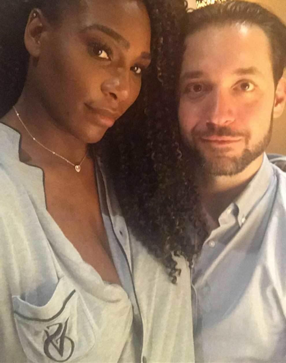 La primera imagen de Serena Williams tras ser madre