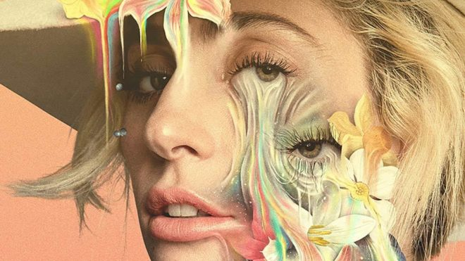 Cartel del documental 'Gaga: Five Foot Two'
