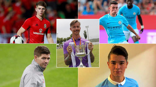 Woodburn, Foden, Gerrard, Brahim y Guti participan en la Youth League.