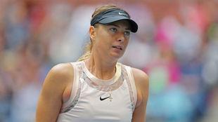 Maria Sharapova, en el US Open.