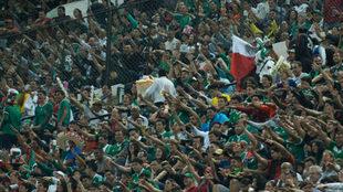 El grito de 'puto' seguirá causándole problemas a México