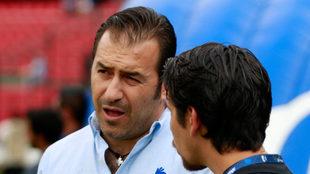 Joaquin Beltrán, Director Deportivo de Querétaro