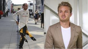 Kubica y Rosberg unen sus caminos en 2018