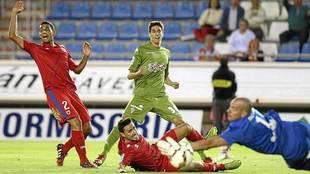 Tres años después y de nuevo con Pablo Pérez, un ambicioso Sporting...
