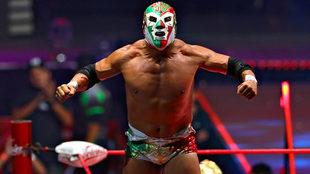'El Galeno del Mal', ícono de la lucha libre mexicana.