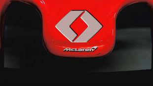 El McLaren Renault de 2018 podría lucir con este aspecto.