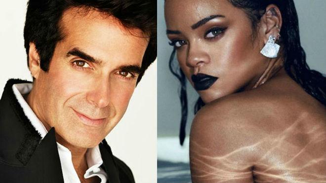 Rihanna Pide A David Copperfield Que Le Devuelva Su Virginidad