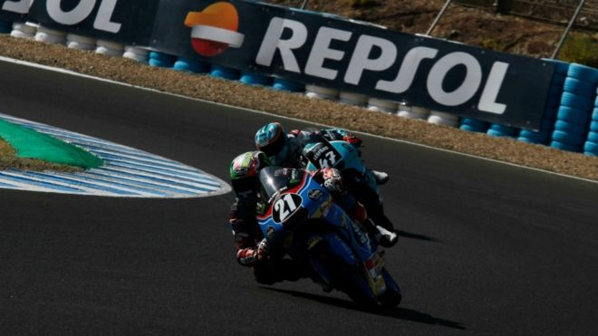 Alonso López, en Jerez.