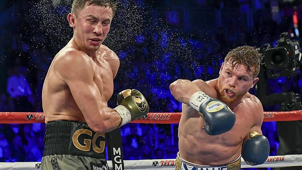 Boxeo No Pega Y No Sabe Defender Hacia Atrás Las