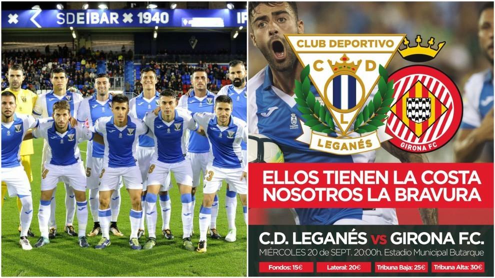 Los once titulares del Lega en el partido ante el Eibar en Ipurúa y...