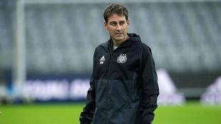 Weiler, con el Anderlecht.