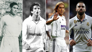 Marquitos, Chendo, Salgado and Carvajal