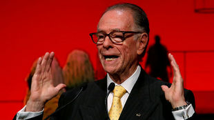 Carlos Arthur Nuzman, presidente del Comité Olímpico Brasileño.