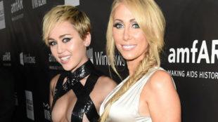 Tish Cyrus & Miley Cyrus