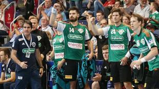 Antonio Carlos Ortega durante un partido con el Hannover / DIE RECKEN