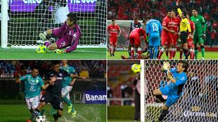 Penales, partidos de muchos goles y sanciones históricas han sucedido...