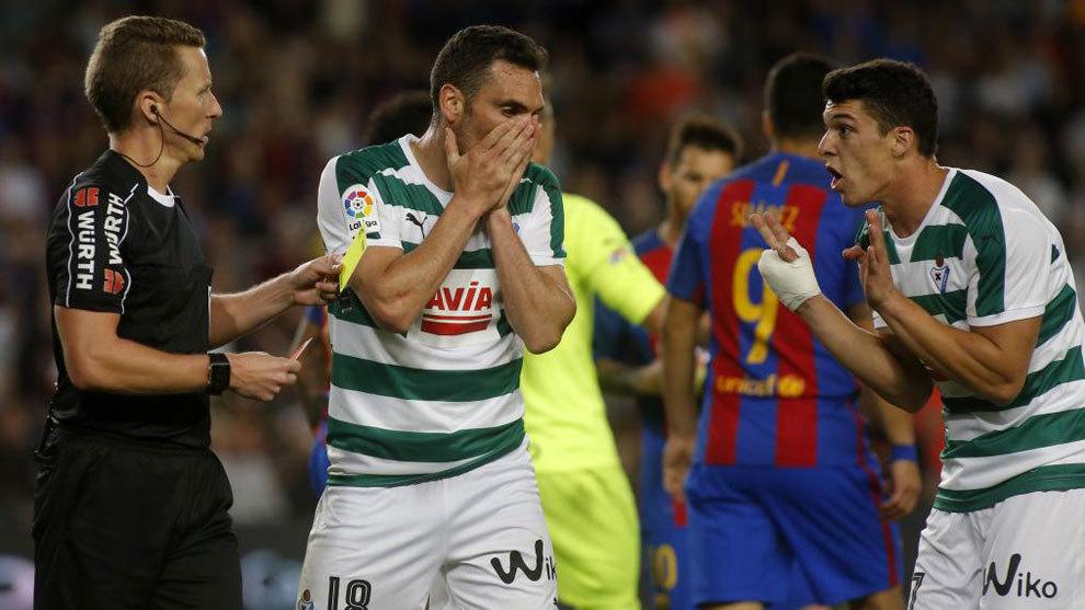 Hernández Hernández, en el duelo de la pasada temporada