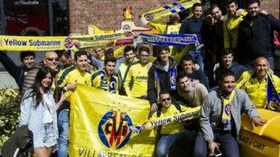 Agrupación de Peñas del Villarreal CF