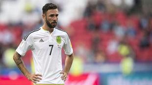 Miguel Layún manda mensaje a México.