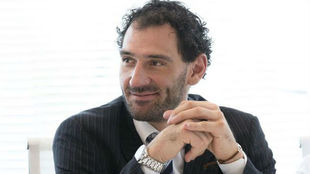 Jorge Garbajosa.