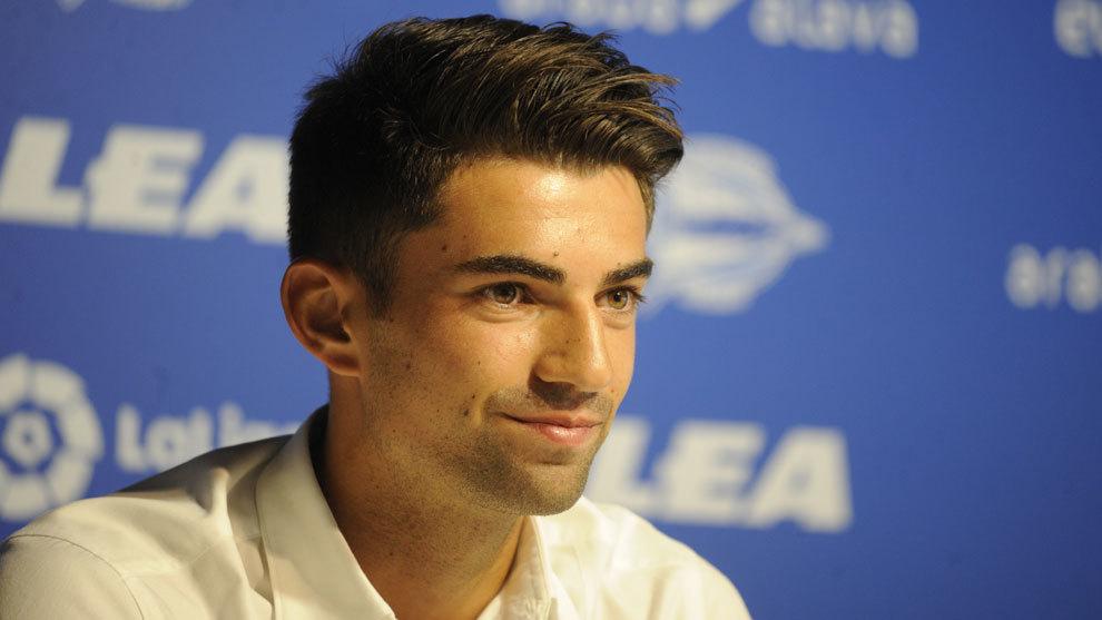 Enzo Zidane, en conferencia de prensa