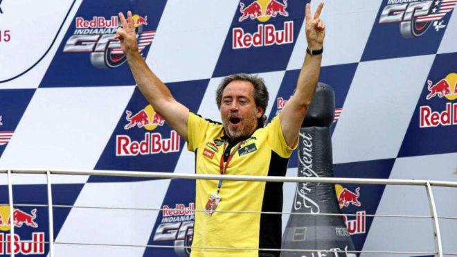 El ex piloto Sito Pons.