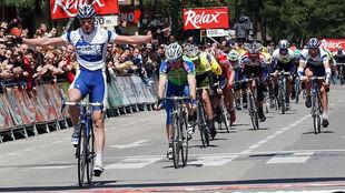 Alessandro Petacchi vence al esprint al �ltima etapa de la Vuelta a...