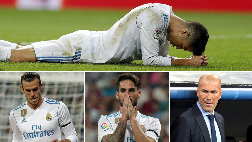 Real Madrid Crisis
