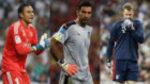 Buffon, Keylor y Neuer, candidatos a mejor portero del mundo